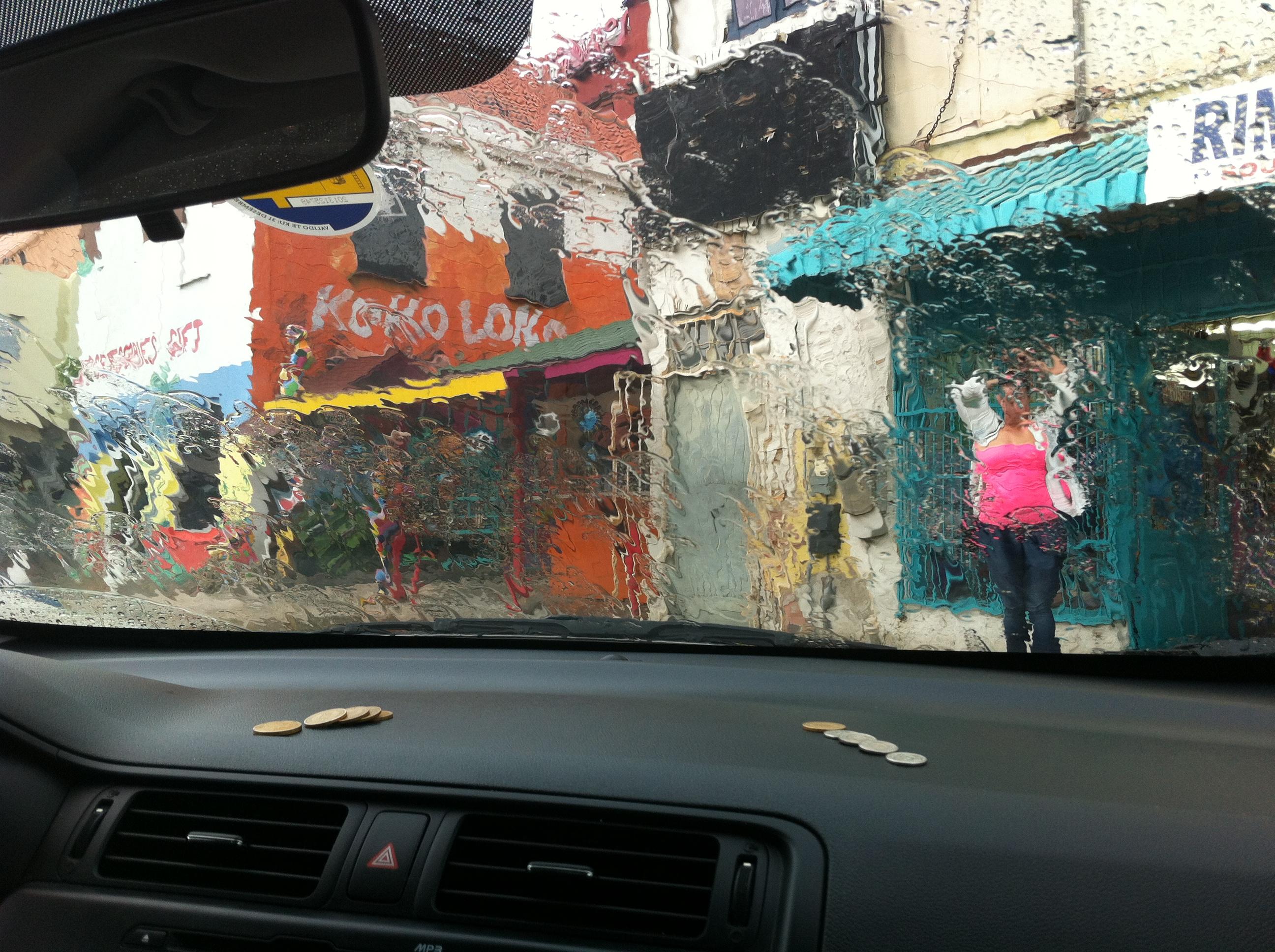Regen Curacao